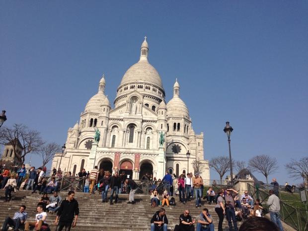 Soeur Coeur in Paris