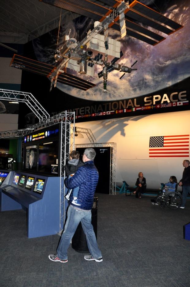 NASA Space Center- The Traveling Runner's Blog