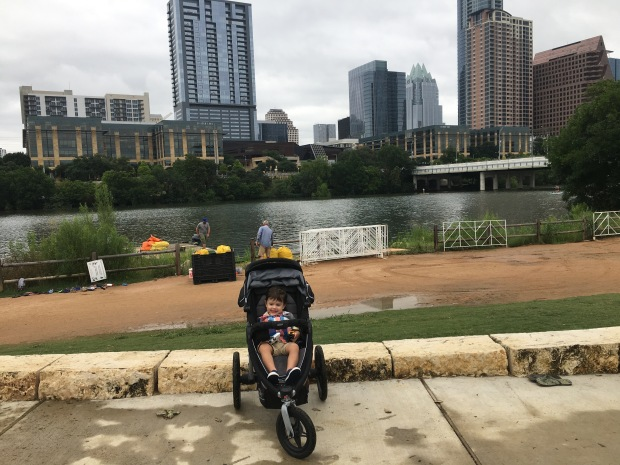 Austin, TX- The Traveling Runner